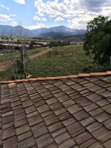 Shake Shingle Ridge in Colorado Springs