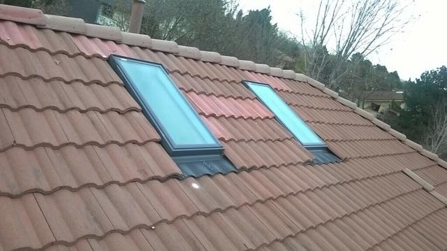 Roof Tile Repair Project