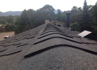 Roof Ridge Line