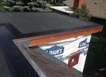 Roof Eave in Colorado Springs