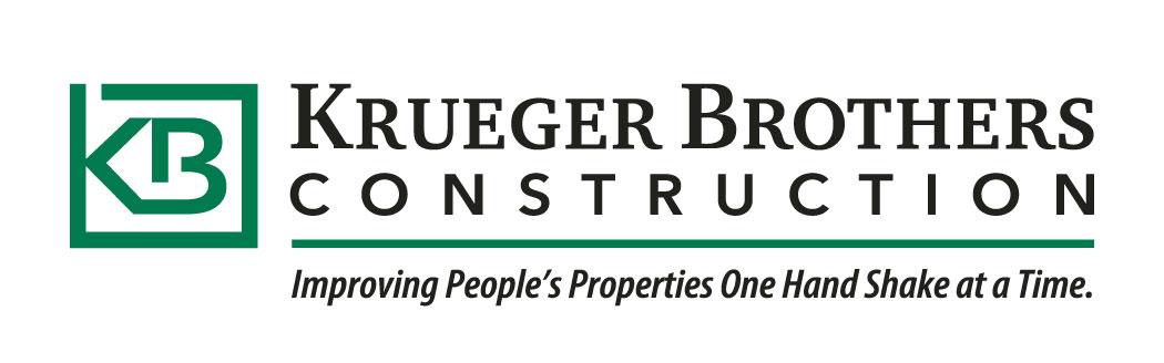 Krueger Brothers Construction Logo
