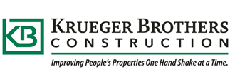 Krueger Brothers Construction Logo