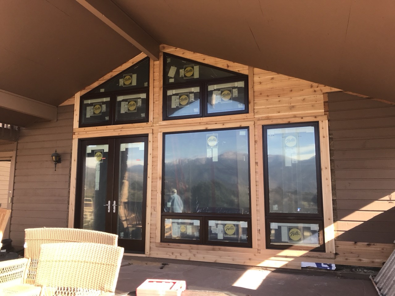 Pella Windows Colorado Springs Kruger Brothers Construction