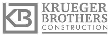 Krueger Brothers Construction Full-Size Logo