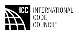 International Code Counil